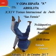 COPA DE ESPAÑA SENIOR - Pamplona 21 de octubre