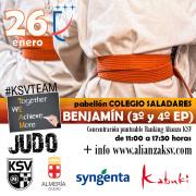 CONVIVENCIA BENJAMÍN, 26 DE ENERO - DOBLE SESIÓN