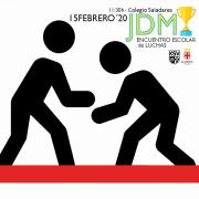 ENCUENTRO ESCOLAR DE LUCHAS. JDM, 15 FEBRERO